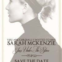 Sarah McKenzie August 2